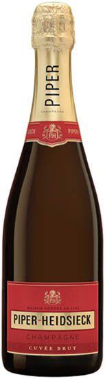 Champagne Piper-Heidsieck Cuvée Brut WS-92Pts