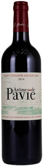 Arômes de Pavie Grand Cru 2015 JS-95 Pts