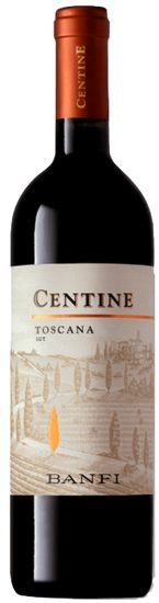 Castello Banfi Centine Rosso IGT 2017 WS-90Pts.
