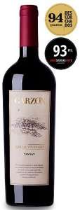Garzón Single Vineyard Tannat 2018  DES - 94 Pts.