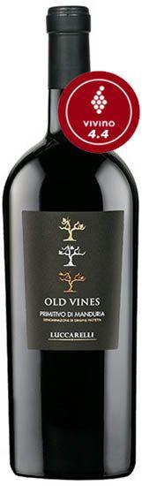 Luccarelli Primitivo Di Manduria Old Vines 2016