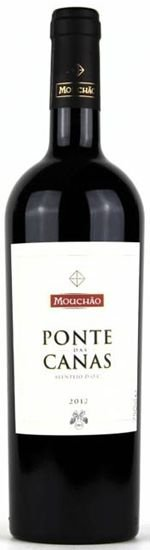 Herdade do Mouchão Ponte das Canas Tinto 2012 WE-93 Pts.