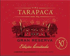 Tarapacá Gran Reserva Edição Limitada Cabernet Sauv. 2017