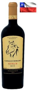 Caballo Dorado Premium 2012