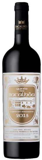 Quinta Da Bacalhôa Tinto 2015 WE-94 Pts.