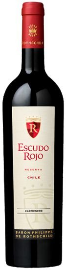 Escudo Rojo Reserva Carmenere 2018  JS - 92 Pts.