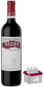 Kit 6 Grfs. - Altos Las Hormigas Malbec Terroir 2016  DS-93Pts