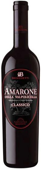 Amarone Della Valpolicella Classico D.O.C. Cantine Benedetti 2015