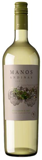 Manos Andinas Reserva Sauvignon Blanc 2018