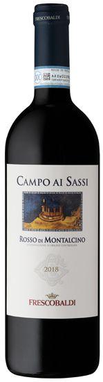 Frescobaldi Castelgiocondo Rosso di Montalcino 'Campo ai Sassi' 2018