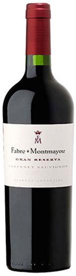 Fabre Montmayou Gran Reserva Cabernet Sauvignon DES-93Pts.