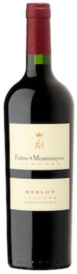 Fabre Montmayou Reserva Merlot 2019