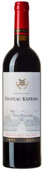 Château Kefraya Grand Vin 2016