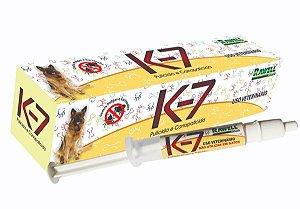 Carrapaticida E Pulicida K-7 Rawell 2,5ml