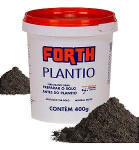 Fertilizante Forth Plantio 400g Adubo Para Jardins E Gramado