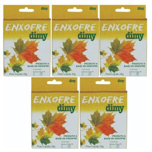 Enxofre Dimy, Adubo 30g