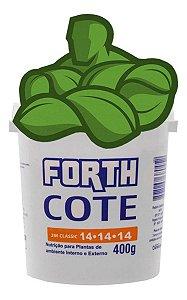 Fertilizante Osmocote Forth Cote 14 14 14 Vasos Ou Solos