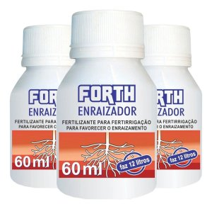 Fertilizante Forth Enraizador Concentrado 60ml Raiz Forte
