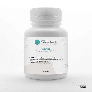 Caviar + Exsynutriment + Bio Arct - Beleza da Pele Turbinada - 30 doses