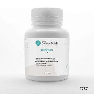 Citrimax + Saffrin - Inibidor de Gordura Localizada - 60 doses