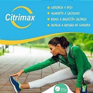 Citrimax + Zembrin - Combate a Compulsão Alimentar - 60 doses