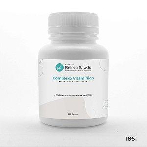 Complexo Vitamínico para Aumentar a Imunidade - 120 doses