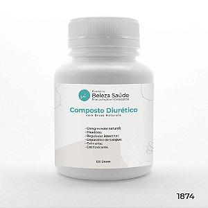Composto Diurético com Ervas Naturais - 120 doses