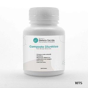 Composto Diurético com Ervas Naturais - 240 doses