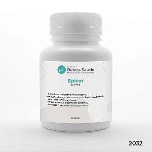 Epicor 250mg : Fortalece o Sistema Imunológico - 60 doses