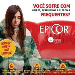 Epicor 250mg : Fortalece o Sistema Imunológico - 90 doses