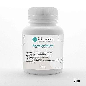 Exsynutriment + Cálcio + Vitamina D - Anti Envelhecimento - 30 doses