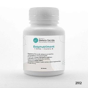 Exsynutriment + Cálcio + Vitamina D - Anti Envelhecimento - 90 doses