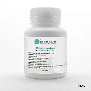 Faseolamina + Cascara + 3 Ativos - Modulação Corporal - 120 doses