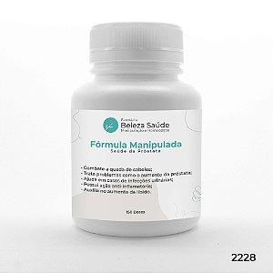 Fórmula Manipulada para Saúde da Próstata - 150 doses