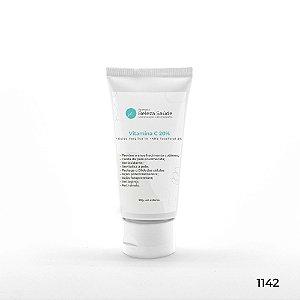 Vitamina C 20% + Ácido Ferúlico 1% + Alfa Tocoferol 2% - 50g
