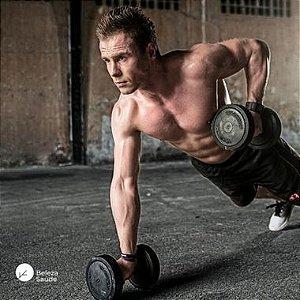 L-arginina 3gr Força e Aumento de Massa Muscular - 30 doses
