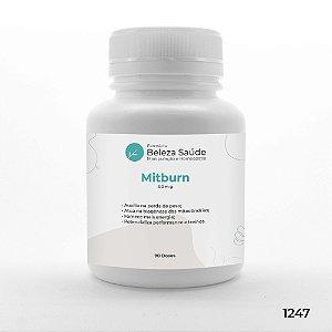 Mitburn 50mg : Emagrecedor de Resultado  - 90 doses