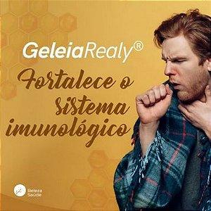 Geleia Realy + Protect P +  Shitake Gold : Aumento da Imunidade Contra Vírus - Fórmula Vegana - 30 doses
