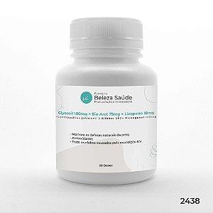 Glycoxil Bio-arct Licopeno Lactobacillus Johnsonii - 60 doses