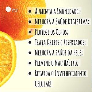 Vitamina C 500mg : 180 Cápsulas