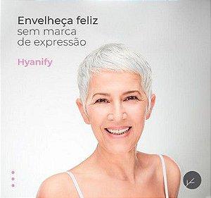 Hyanify 1,8% : Fornece Suporte a Pele, Ajudando a Combater a Flacidez - 30g