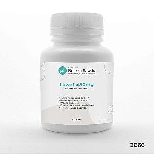 Lowat 450mg - Redução de IMC - 90 doses