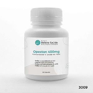 Opextan 400mg Fotoprotetor e Saúde da Pele - 60 doses