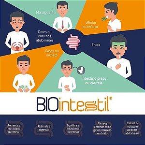 Biointestil 300mg Saúde Digestiva