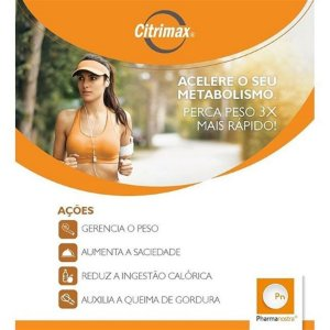 Citrimax 750mg + Relora 250mg