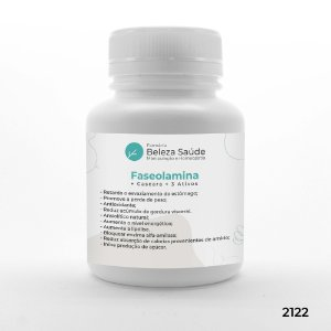 Faseolamina + Cascara + 3 Ativos - Modulação Corporal