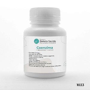 Coenzima + Resveratrol + 2 Ativos - Saúde Física e Mental