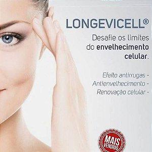 Longevicell 4% - Combate o Envelhecimento Precoce da Pele