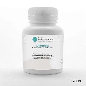 Dimpless + Nutricolin + Metionina - Prevenção Cabelos Brancos