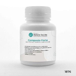Composto Forte para Varizes Vasinhos Hemorroida